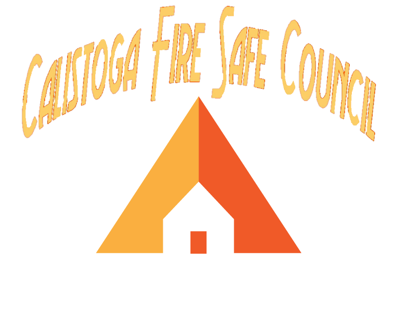 NCFF-Calistoga Fire Safe Council logo